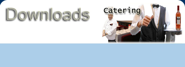Downloads For Catering